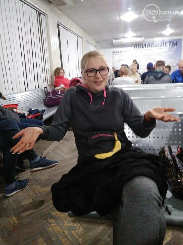 Застрявшие в аэропорту: мариупольцы вторые сутки не могут вылететь в Шарм-эль-Шейх из Запорожья, -  Дополнено, ФОТО, ВИДЕО, фото-5