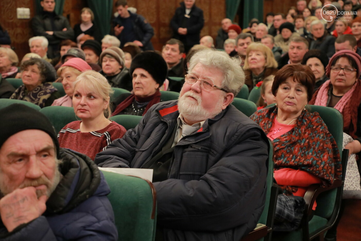 Кандидат в президенты Сергей Тарута начал свою официальную кампанию с визита в Мариуполь , фото-5