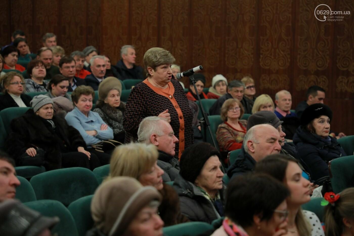 Кандидат в президенты Сергей Тарута начал свою официальную кампанию с визита в Мариуполь , фото-4