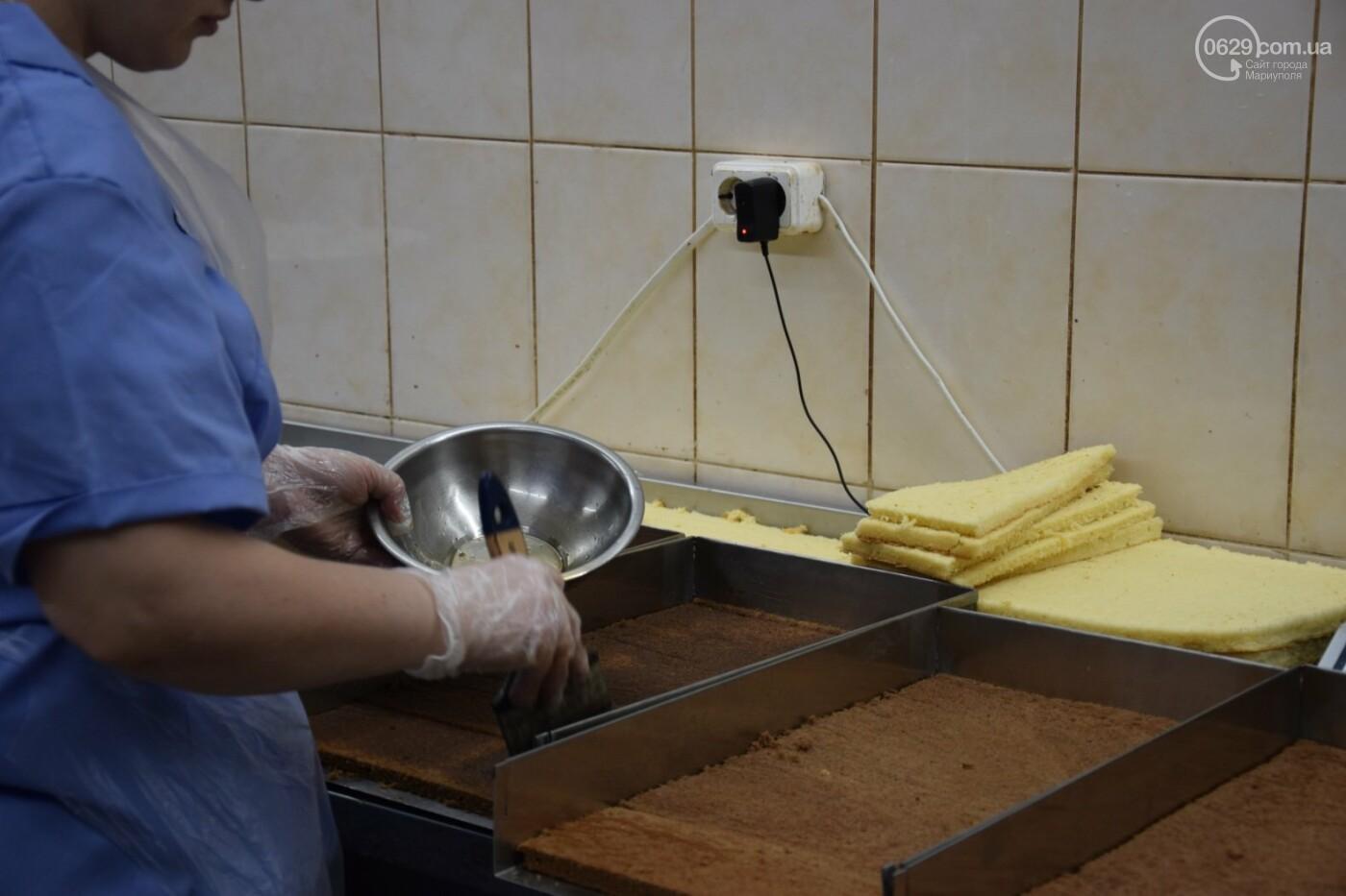 «Как это сделано»:  репортаж из кондитерского цеха в Мариуполе, - ФОТО, фото-8