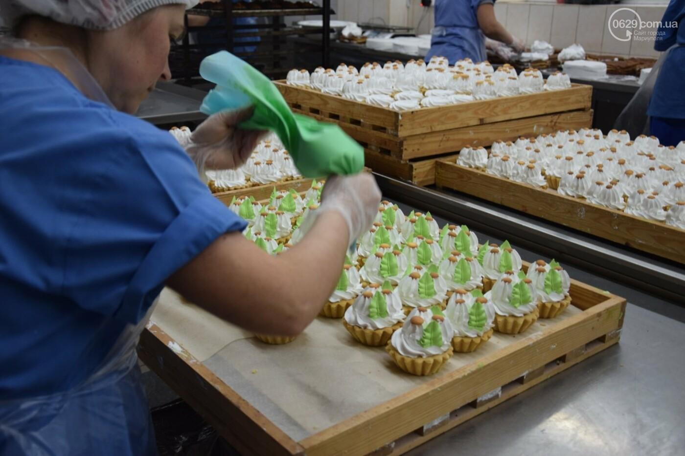 «Как это сделано»:  репортаж из кондитерского цеха в Мариуполе, - ФОТО, фото-36