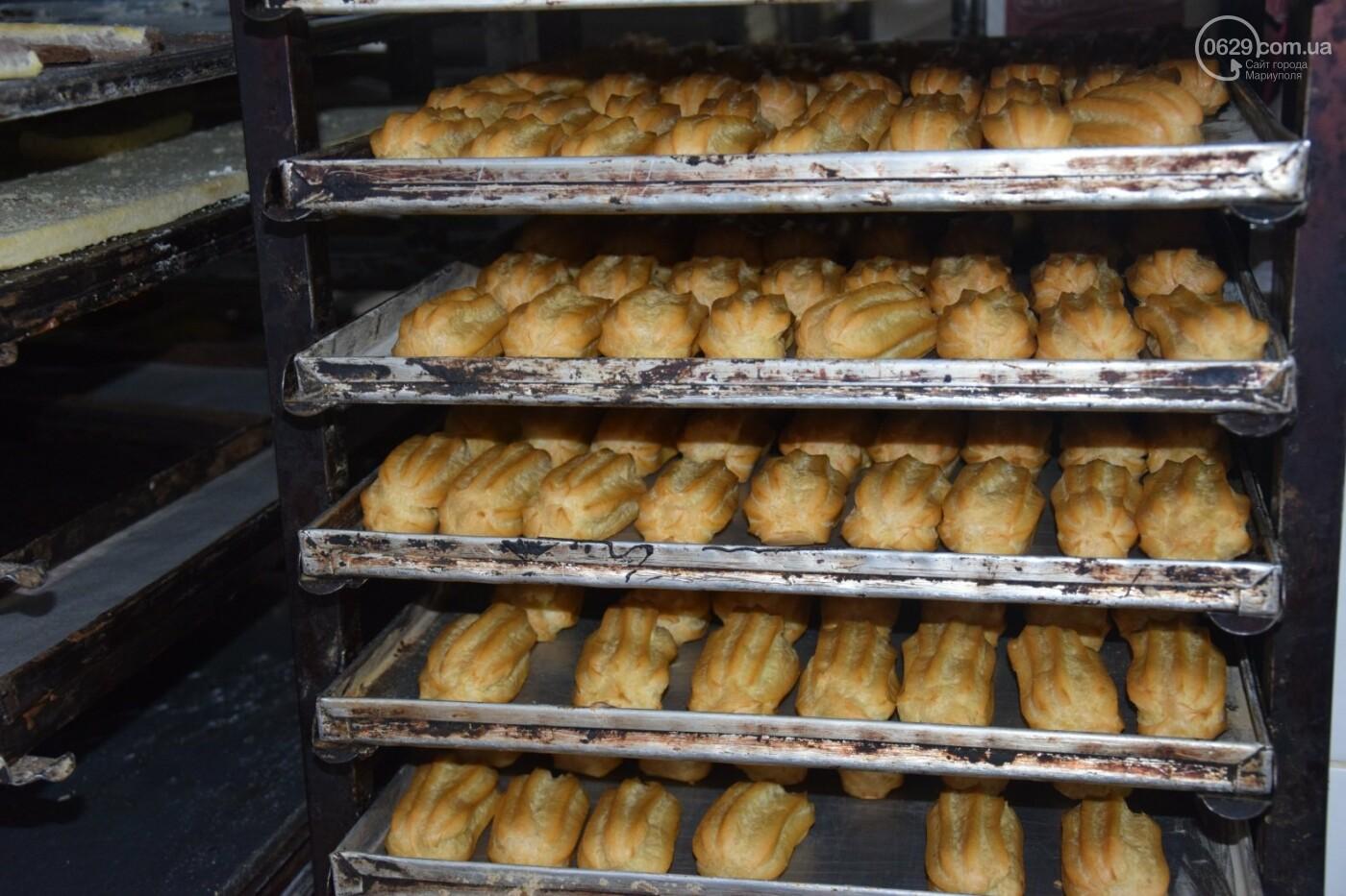 «Как это сделано»:  репортаж из кондитерского цеха в Мариуполе, - ФОТО, фото-3