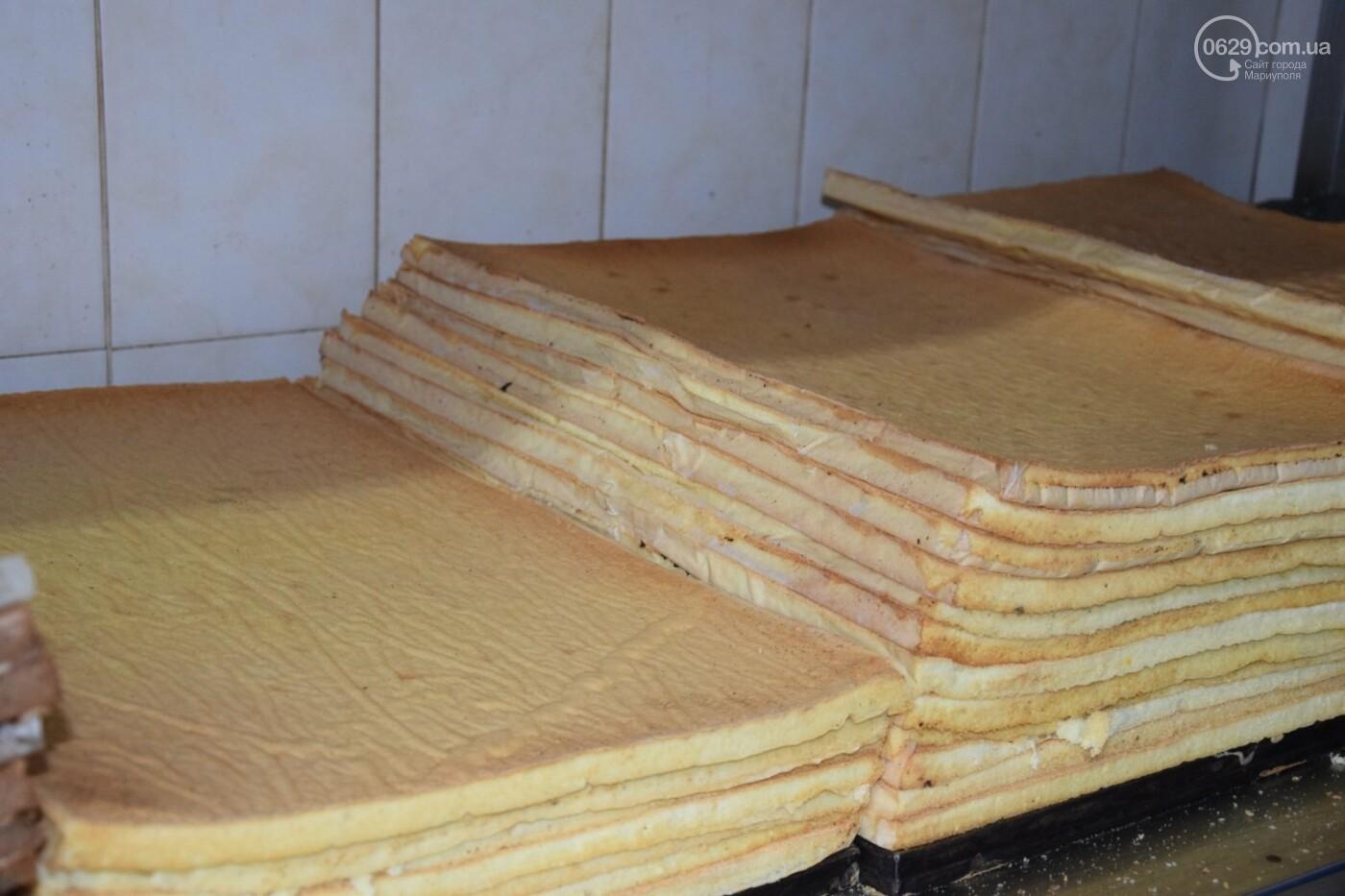 «Как это сделано»:  репортаж из кондитерского цеха в Мариуполе, - ФОТО, фото-5
