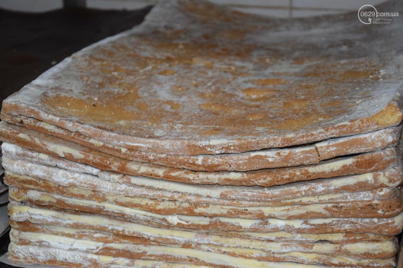 «Как это сделано»:  репортаж из кондитерского цеха в Мариуполе, - ФОТО, фото-6