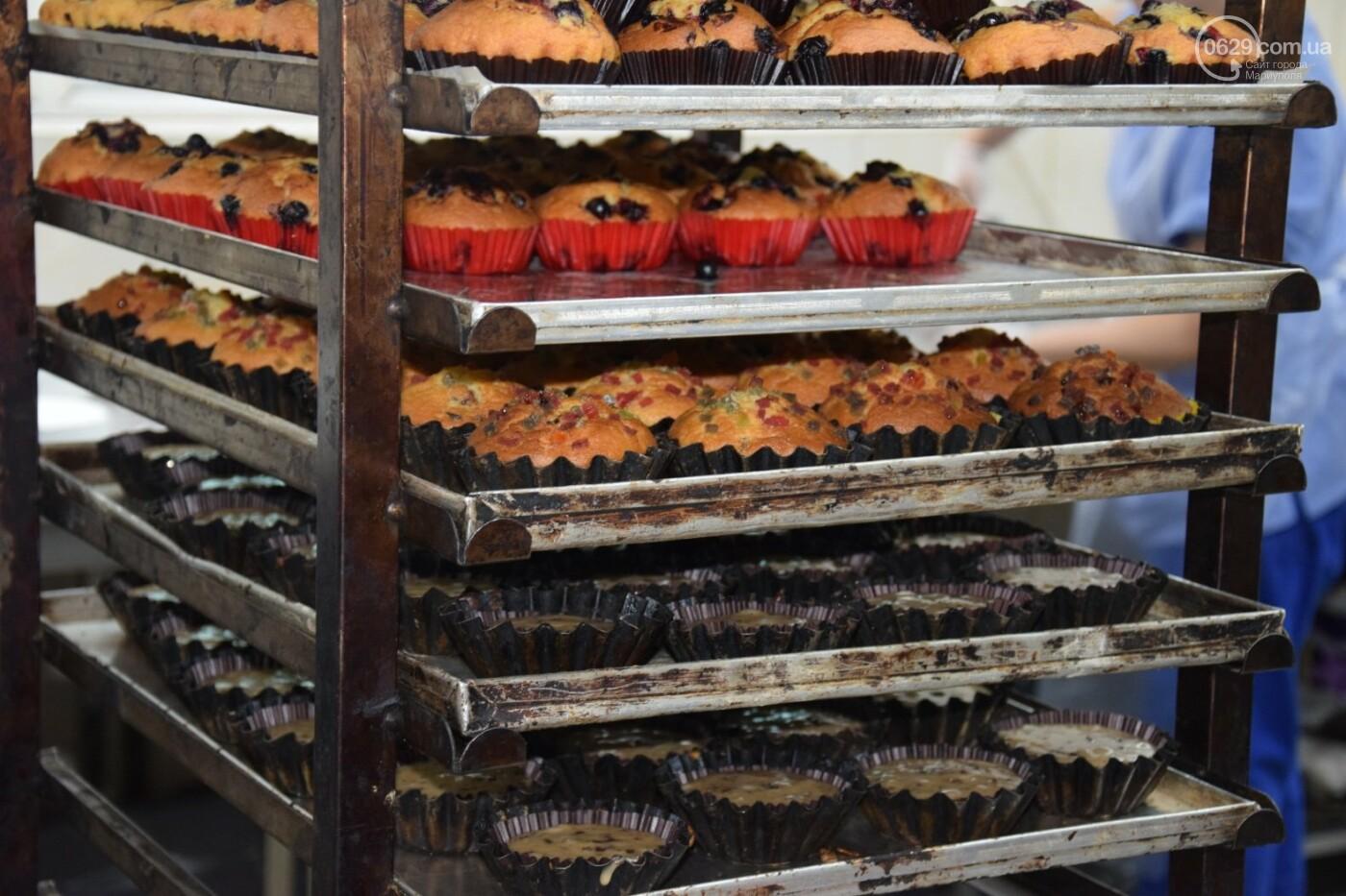 «Как это сделано»:  репортаж из кондитерского цеха в Мариуполе, - ФОТО, фото-41