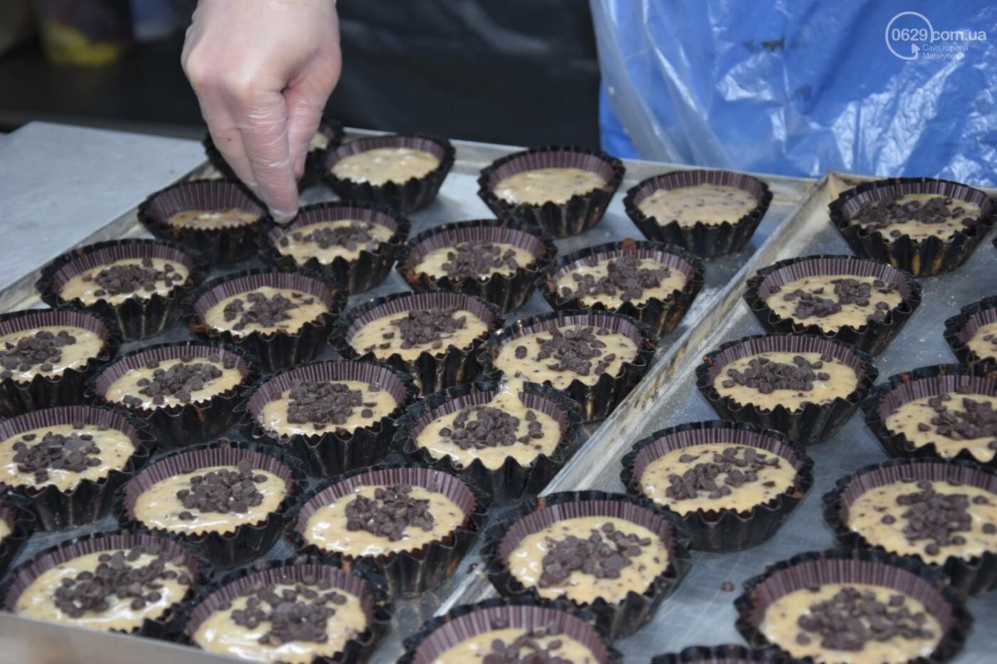 «Как это сделано»:  репортаж из кондитерского цеха в Мариуполе, - ФОТО, фото-40