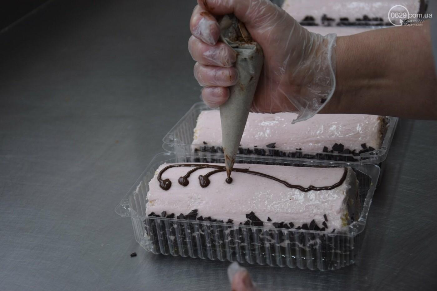 «Как это сделано»:  репортаж из кондитерского цеха в Мариуполе, - ФОТО, фото-22