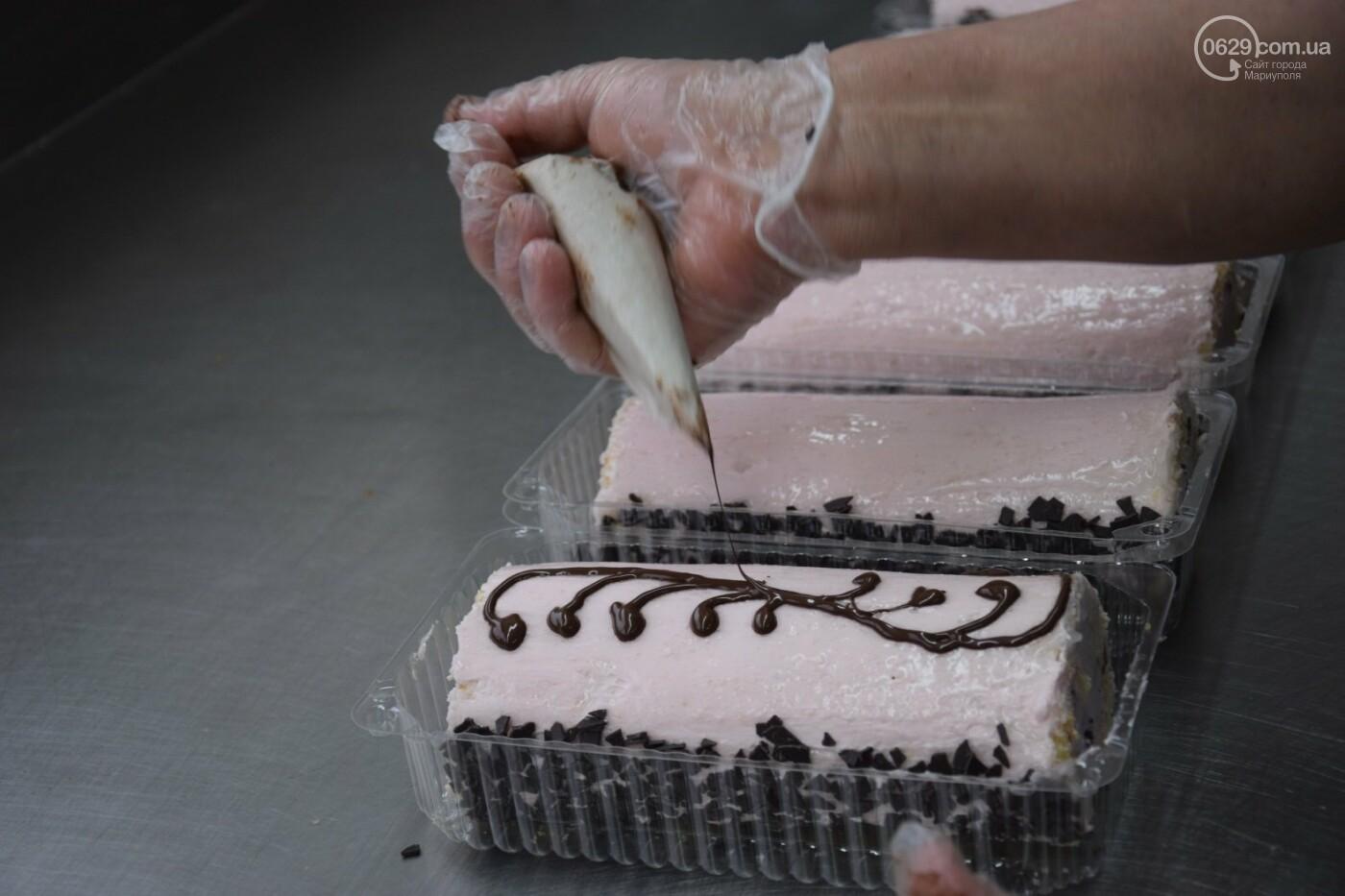 «Как это сделано»:  репортаж из кондитерского цеха в Мариуполе, - ФОТО, фото-23