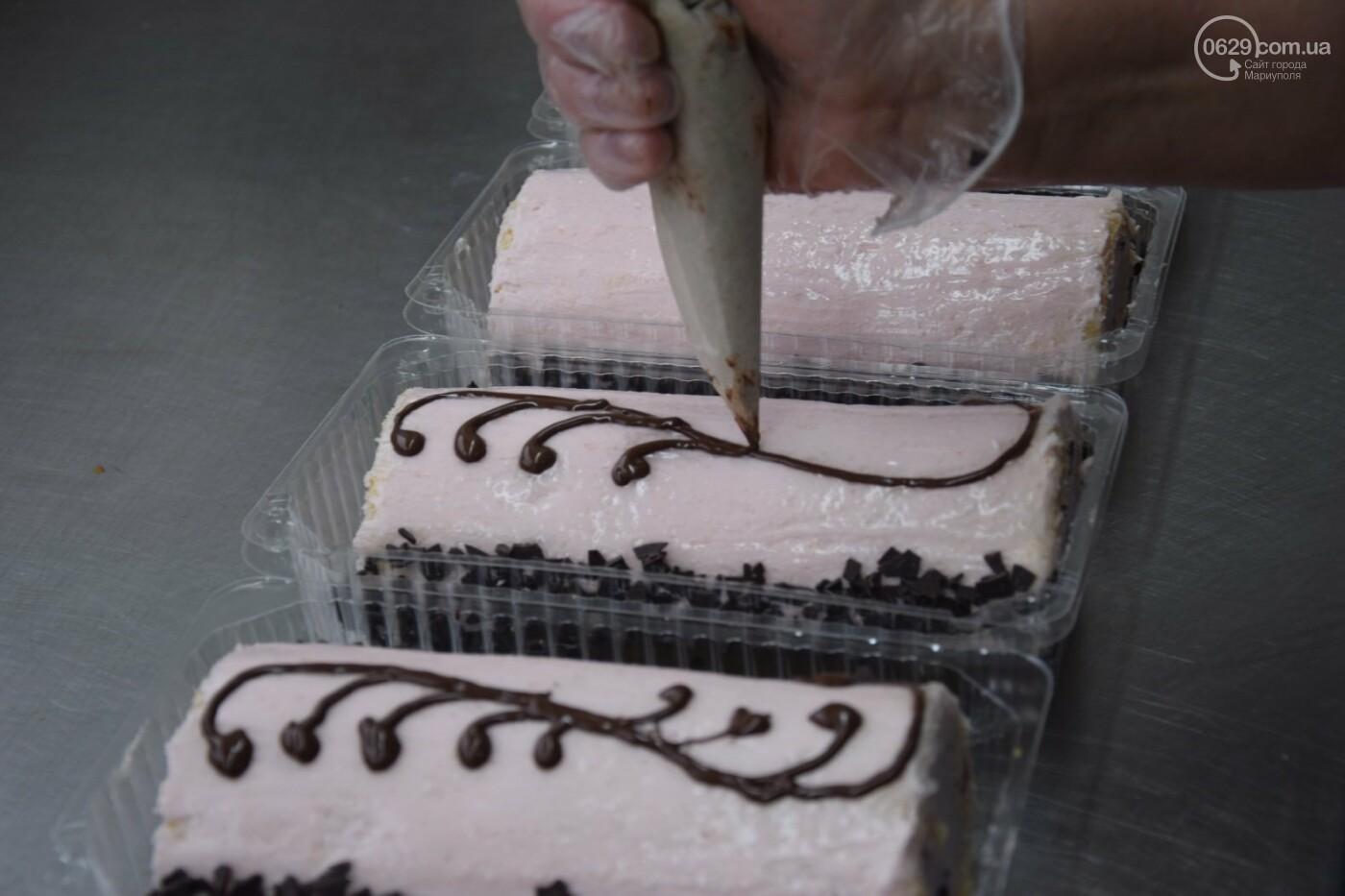 «Как это сделано»:  репортаж из кондитерского цеха в Мариуполе, - ФОТО, фото-24