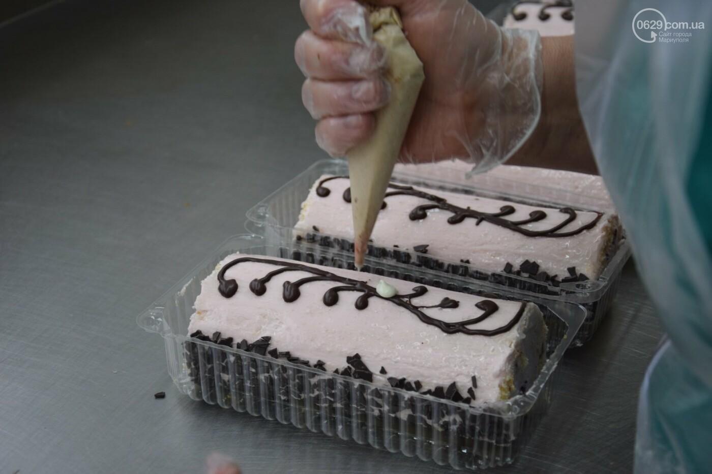 «Как это сделано»:  репортаж из кондитерского цеха в Мариуполе, - ФОТО, фото-27