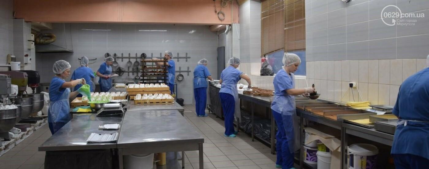 «Как это сделано»:  репортаж из кондитерского цеха в Мариуполе, - ФОТО, фото-1