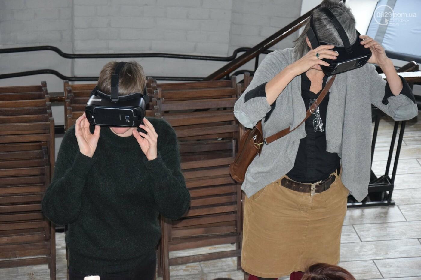 В   Мариуполе немцам показали, как  молодежные инициативы  оживляют  старые здания,- ФОТО, фото-7