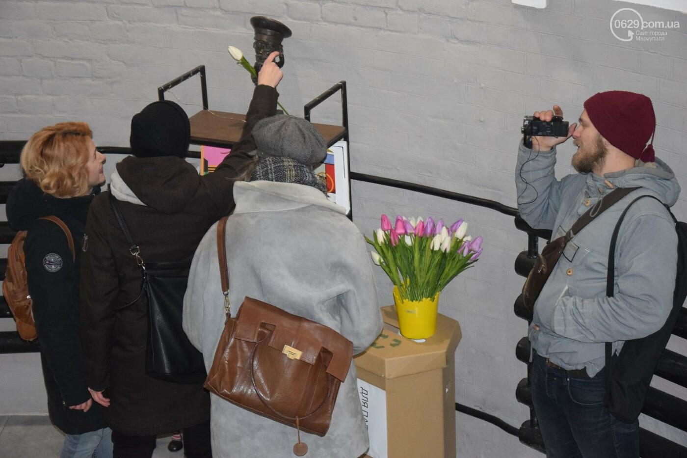 В   Мариуполе немцам показали, как  молодежные инициативы  оживляют  старые здания,- ФОТО, фото-6