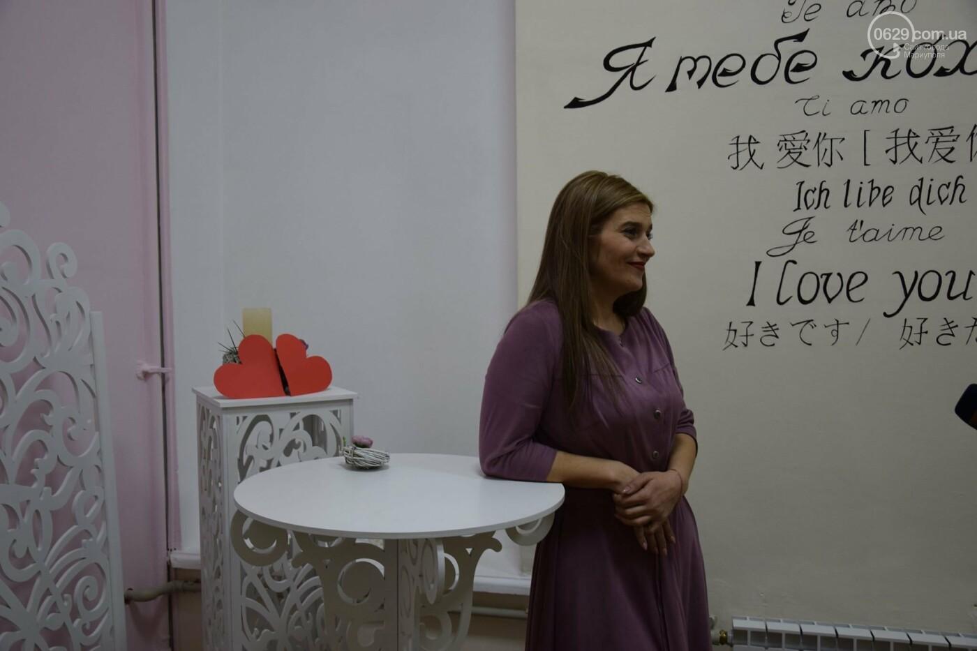 В  Мариуполе в День влюбленных расписали нетрадиционную пару,- ФОТО, ВИДЕО, фото-2