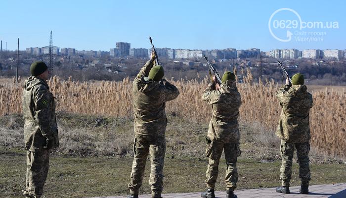 В Мариуполе чествовали афганцев , - ФОТО, фото-2