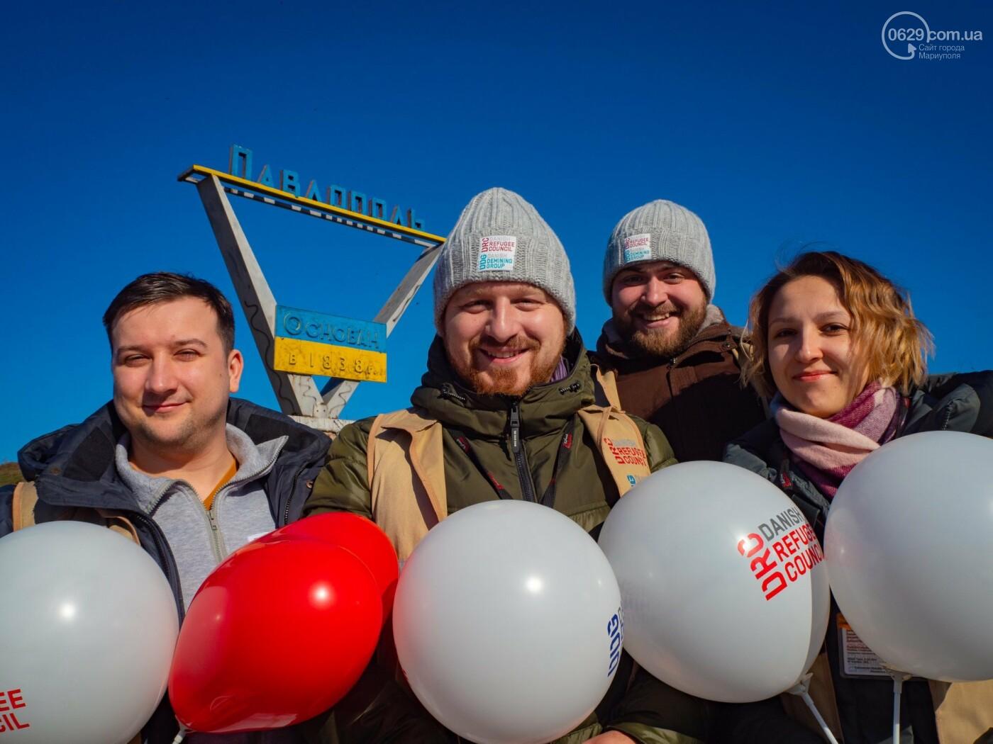 В поселке Павлополь на улицах появилось освещение, фото-1