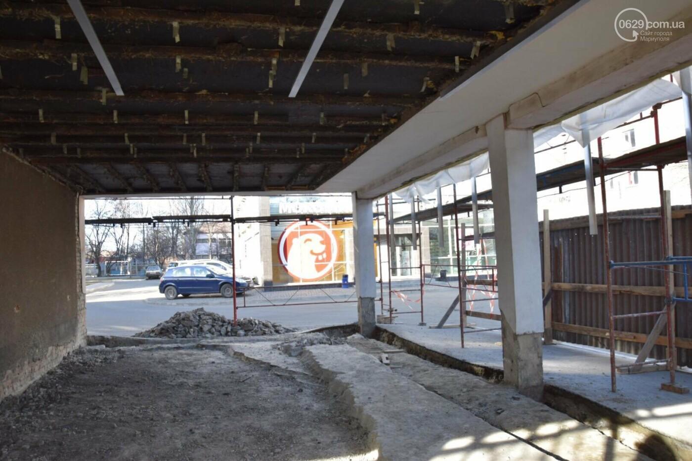Как проходит ремонт главной библиотеки Мариуполя, - ФОТОРЕПОРТАЖ, фото-6