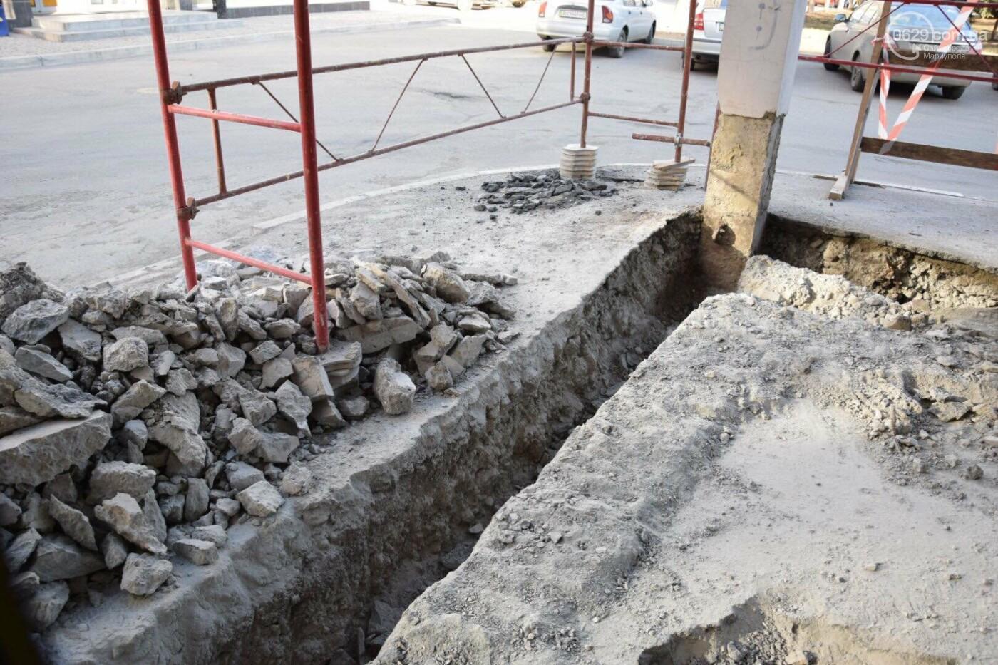 Как проходит ремонт главной библиотеки Мариуполя, - ФОТОРЕПОРТАЖ, фото-10