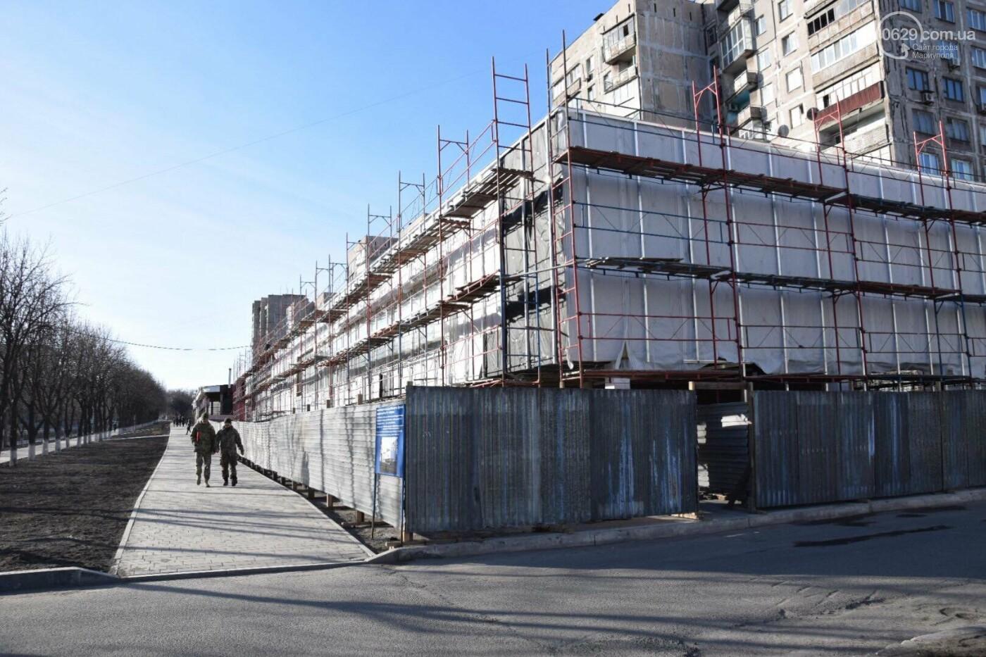 Как проходит ремонт главной библиотеки Мариуполя, - ФОТОРЕПОРТАЖ, фото-11