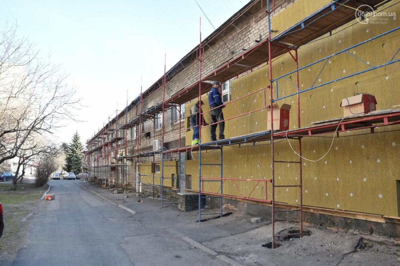 Как проходит ремонт главной библиотеки Мариуполя, - ФОТОРЕПОРТАЖ, фото-3