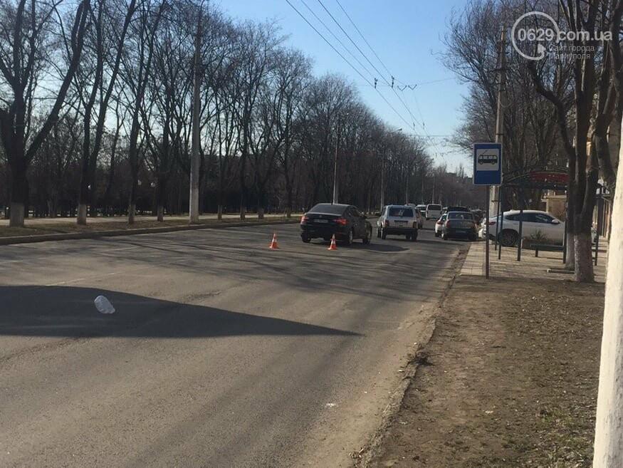 """В Мариуполе """"Шкода"""" столкнулась с микроавтобусом, - ФОТО, фото-6"""