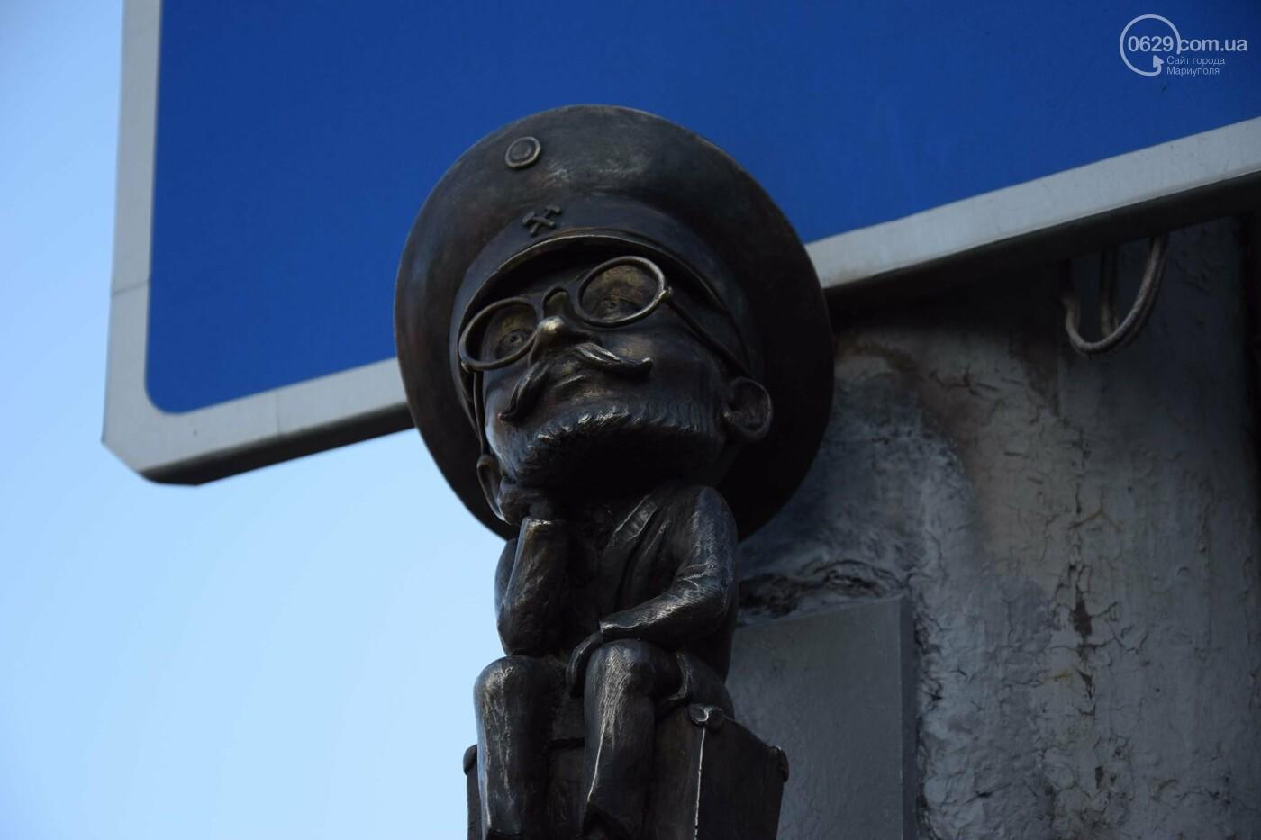 Воскрешение Дзержинского? С кем еще мариупольцы спутали известного архитектора, - ФОТО, ВИДЕО, фото-7
