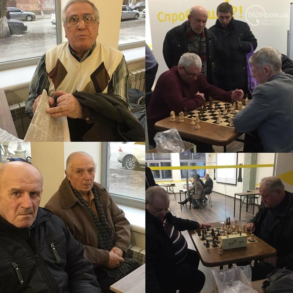 """В отремонтированном шахматном клубе пенсионерам запретили """"забивать козла"""",- ФОТО, ВИДЕО, фото-1"""