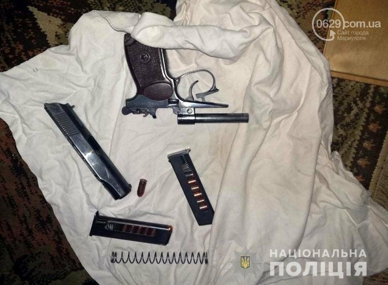 На Донетчине задержана банда, грабившая валютчиков, - ФОТО, фото-7