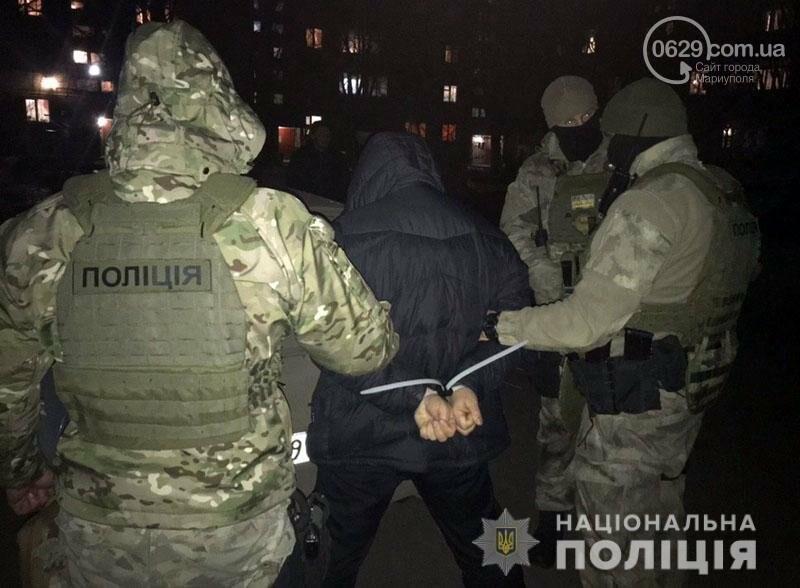 На Донетчине задержана банда, грабившая валютчиков, - ФОТО, фото-6