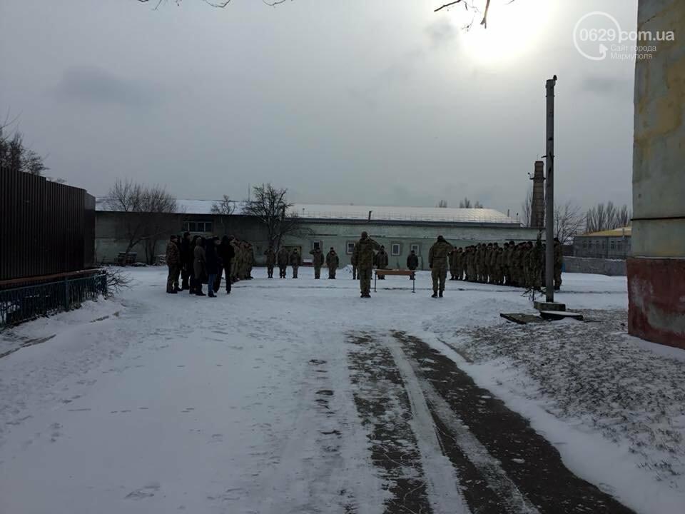 Мариупольская бригада отпраздновала годовщину  создания,-ФОТО, ВИДЕО, фото-1