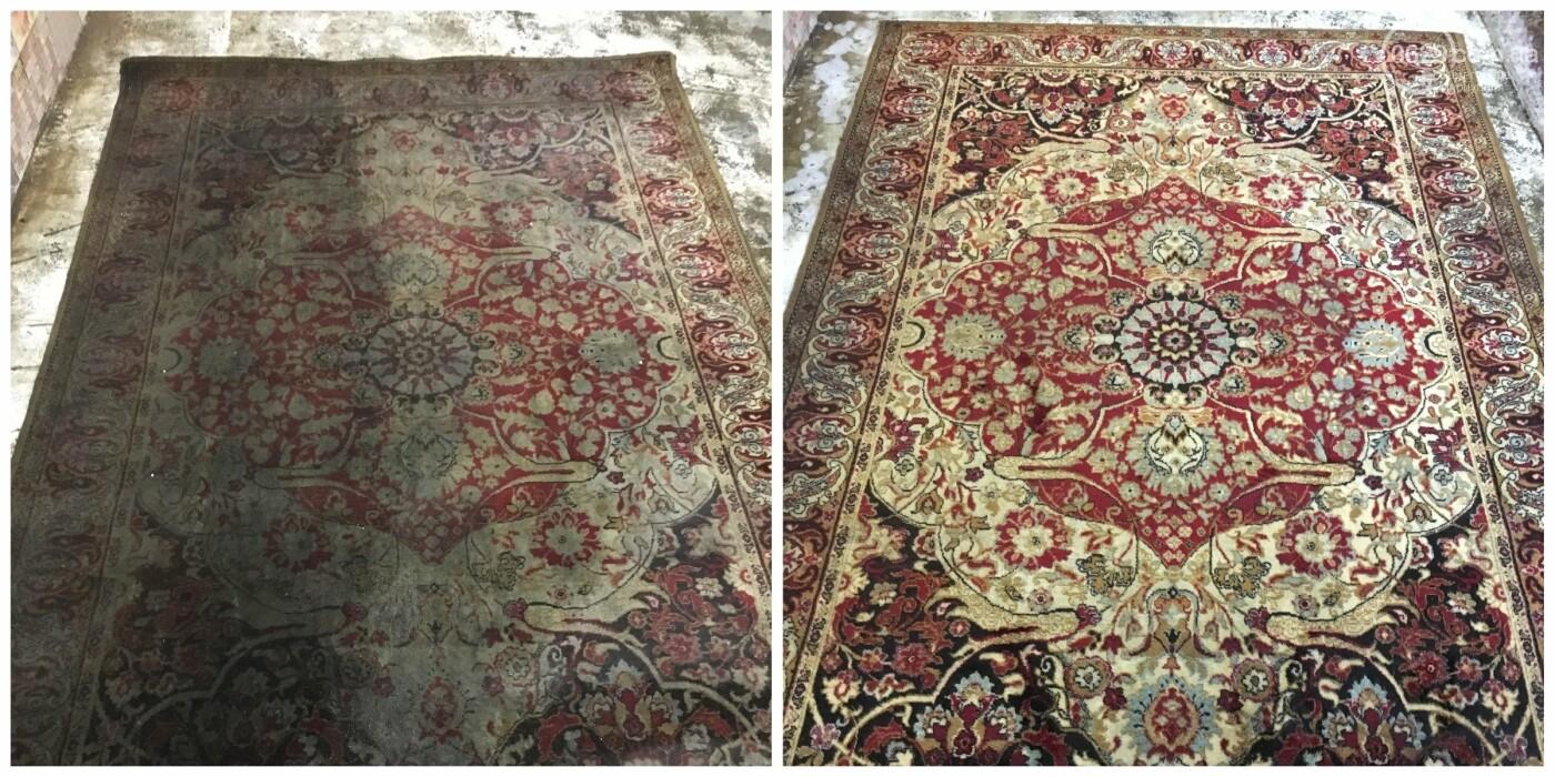 Стирка ковров в Мариуполе, химчистка мягкой мебели от компании «CLEAN MASTER» на дому, а также с вывозом и доставкой. Химчистка недорого, фото-9