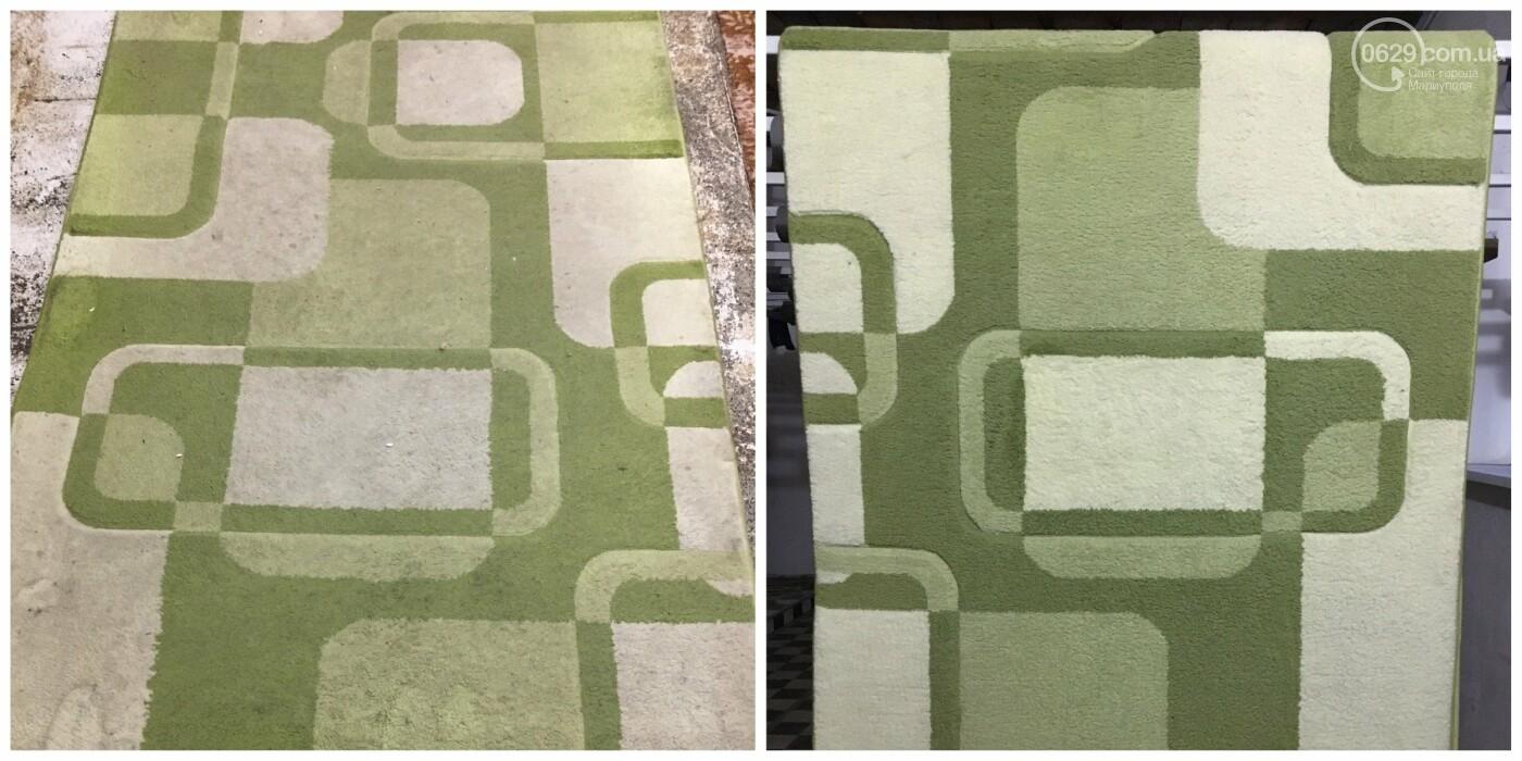 Стирка ковров в Мариуполе, химчистка мягкой мебели от компании «CLEAN MASTER» на дому, а также с вывозом и доставкой. Химчистка недорого, фото-6