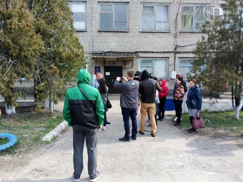 Жители Покровского заявляют, что результаты выборов на их участке подтасованы,- ФОТО, фото-4