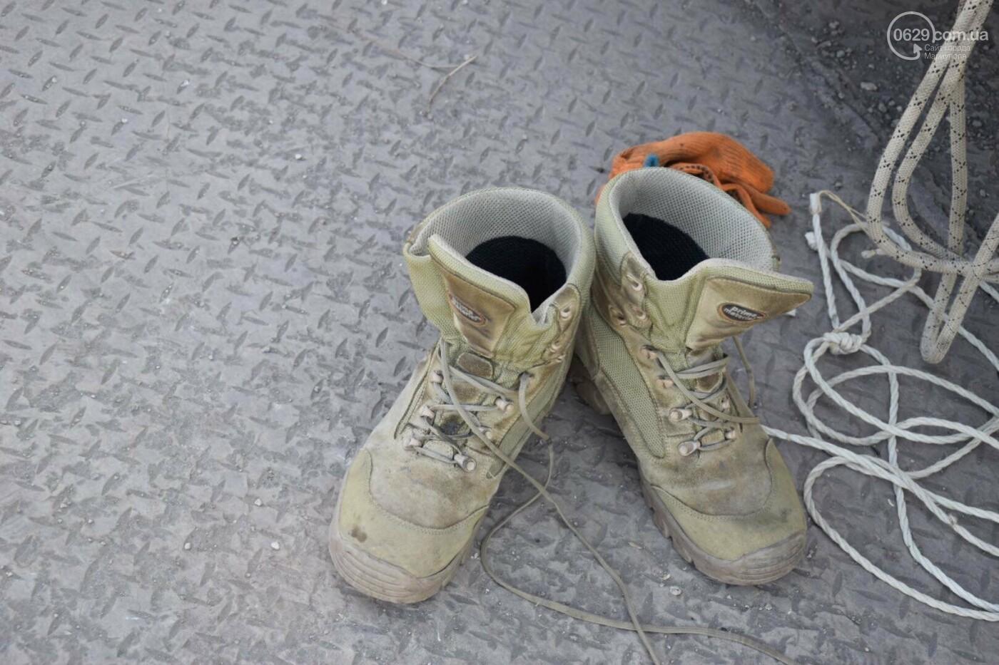 В Мариуполе водолазы очищают Кальчик от пластикового мусора, - ФОТОРЕПОРТАЖ, ВИДЕО, фото-25