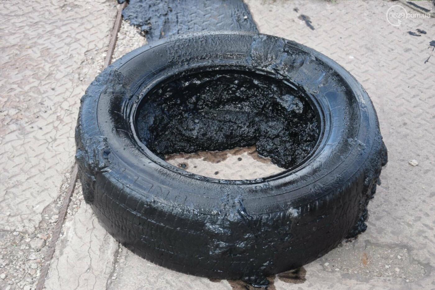В Мариуполе водолазы очищают Кальчик от пластикового мусора, - ФОТОРЕПОРТАЖ, ВИДЕО, фото-3