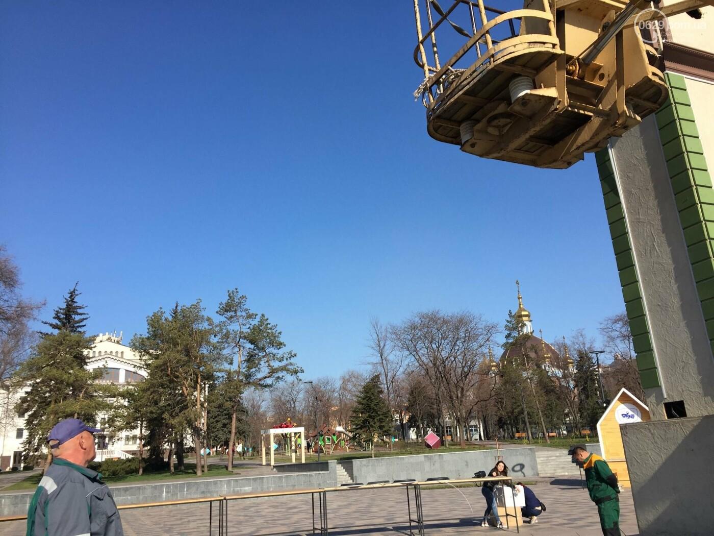 Мариупольцев оставят без башни с часами, - ФОТОФАКТ, фото-3