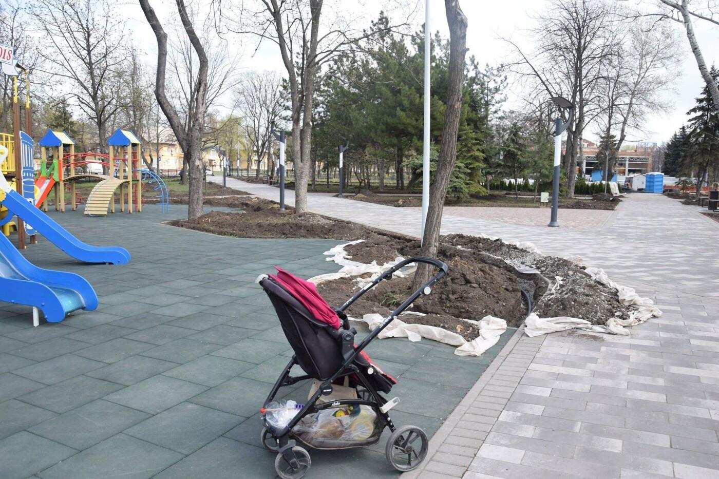 """В обновленном  парке """"Веселка"""" совсем скоро закружит """"Вальс цветов"""", - ФОТО, ВИДЕО, фото-9"""