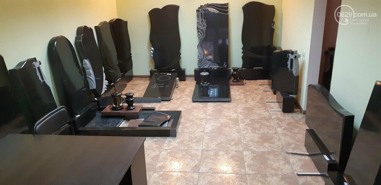 В Мариуполе открылись магазины гранитных памятников от производителя. Рассрочка и скидки пенсионерам, фото-3