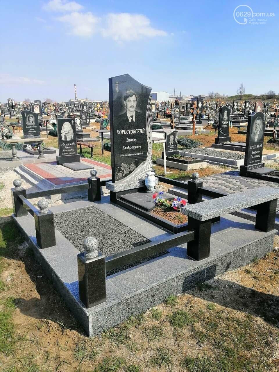 В Мариуполе открылись магазины гранитных памятников от производителя. Рассрочка и скидки пенсионерам, фото-6