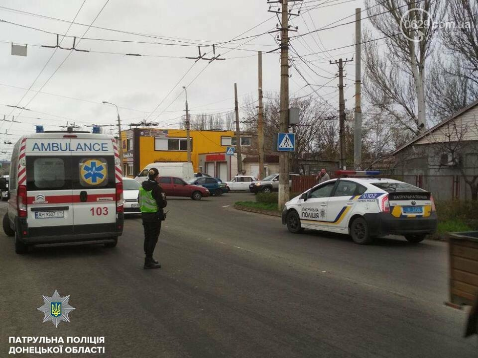 В Мариуполе по дороге в школу сбили ребенка, - ФОТО, ДОПОЛНЕНО, фото-3
