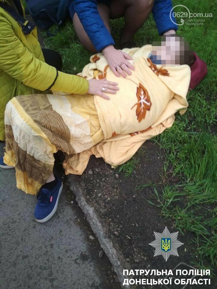 В Мариуполе по дороге в школу сбили ребенка, - ФОТО, ДОПОЛНЕНО, фото-1