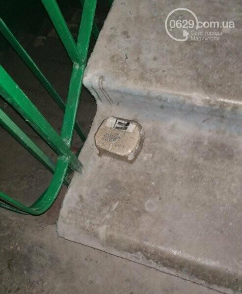 """В мариупольской пятиэтажке нашли """"бомбу"""", - ФОТО, фото-1"""