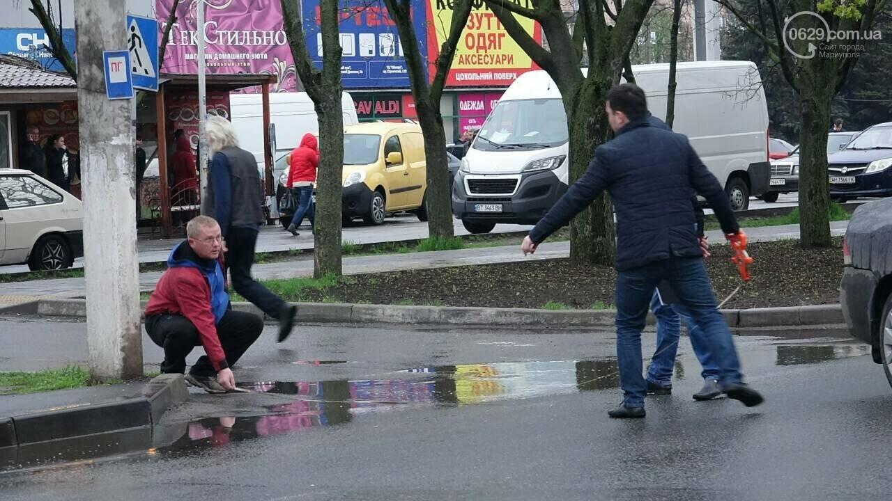 В Мариуполе столкнулись «Митсубиси» и «Джили». Есть пострадавший, - ФОТО, фото-9