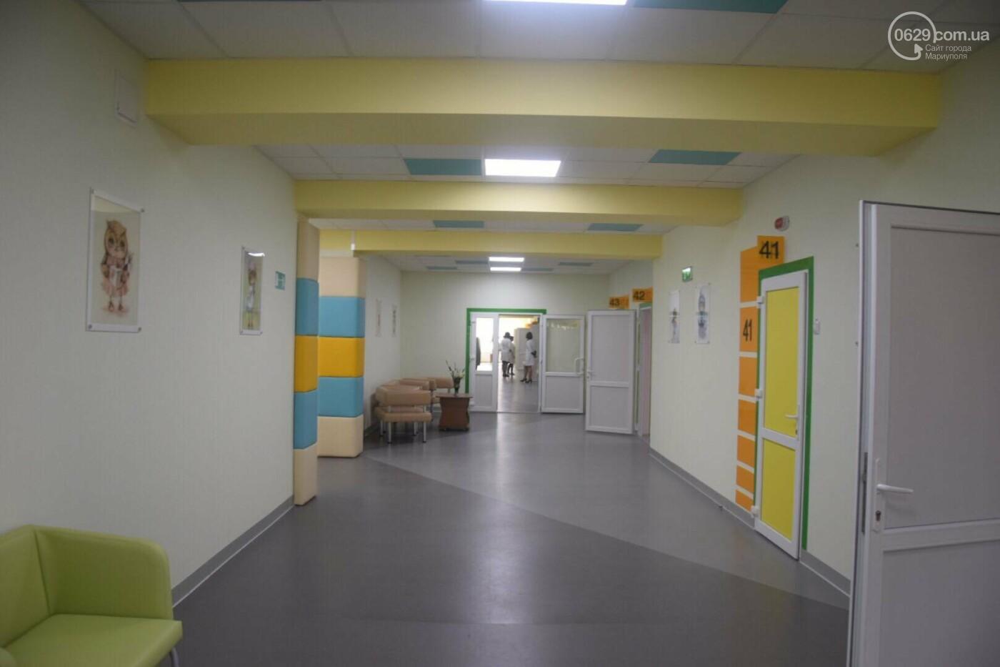 В Мариуполе Владимир Гройсман открыл детскую поликлинику и познакомился с Сережей, - ФОТОРЕПОРТАЖ, ВИДЕО, фото-2