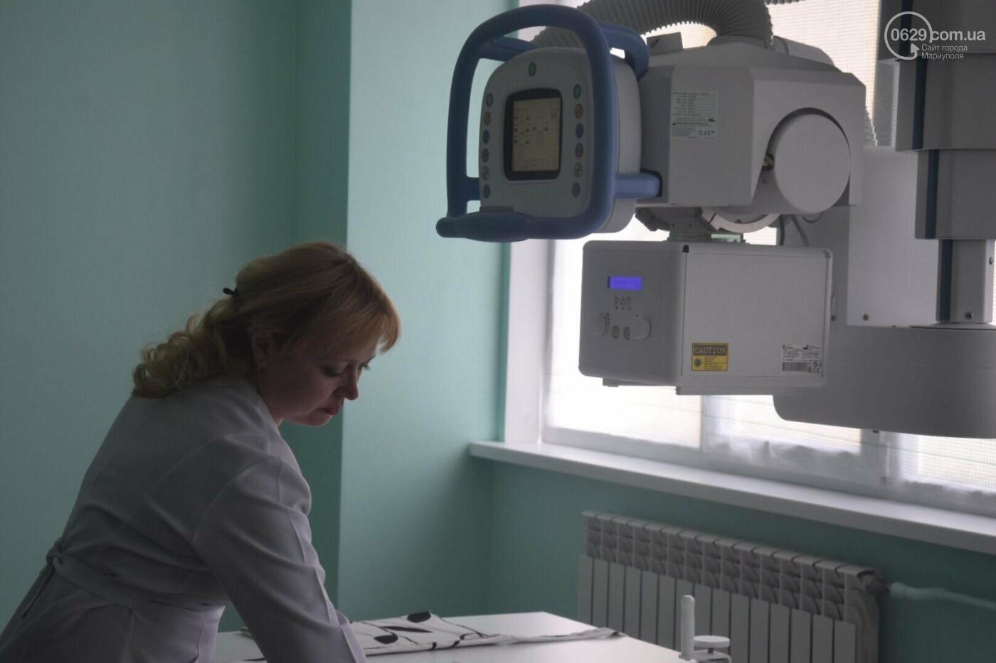 В Мариуполе Владимир Гройсман открыл детскую поликлинику и познакомился с Сережей, - ФОТОРЕПОРТАЖ, ВИДЕО, фото-29