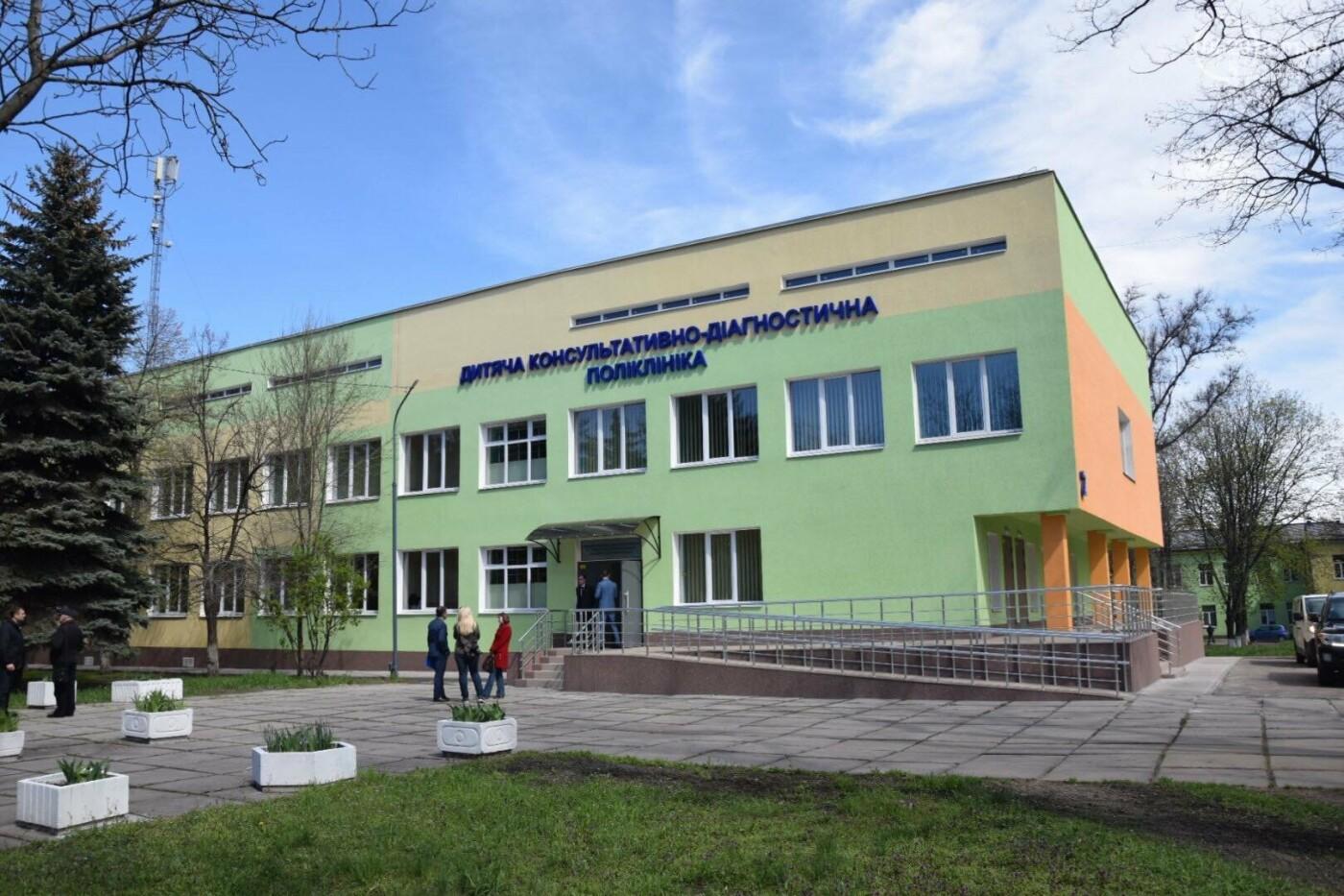 В Мариуполе Владимир Гройсман открыл детскую поликлинику и познакомился с Сережей, - ФОТОРЕПОРТАЖ, ВИДЕО, фото-4