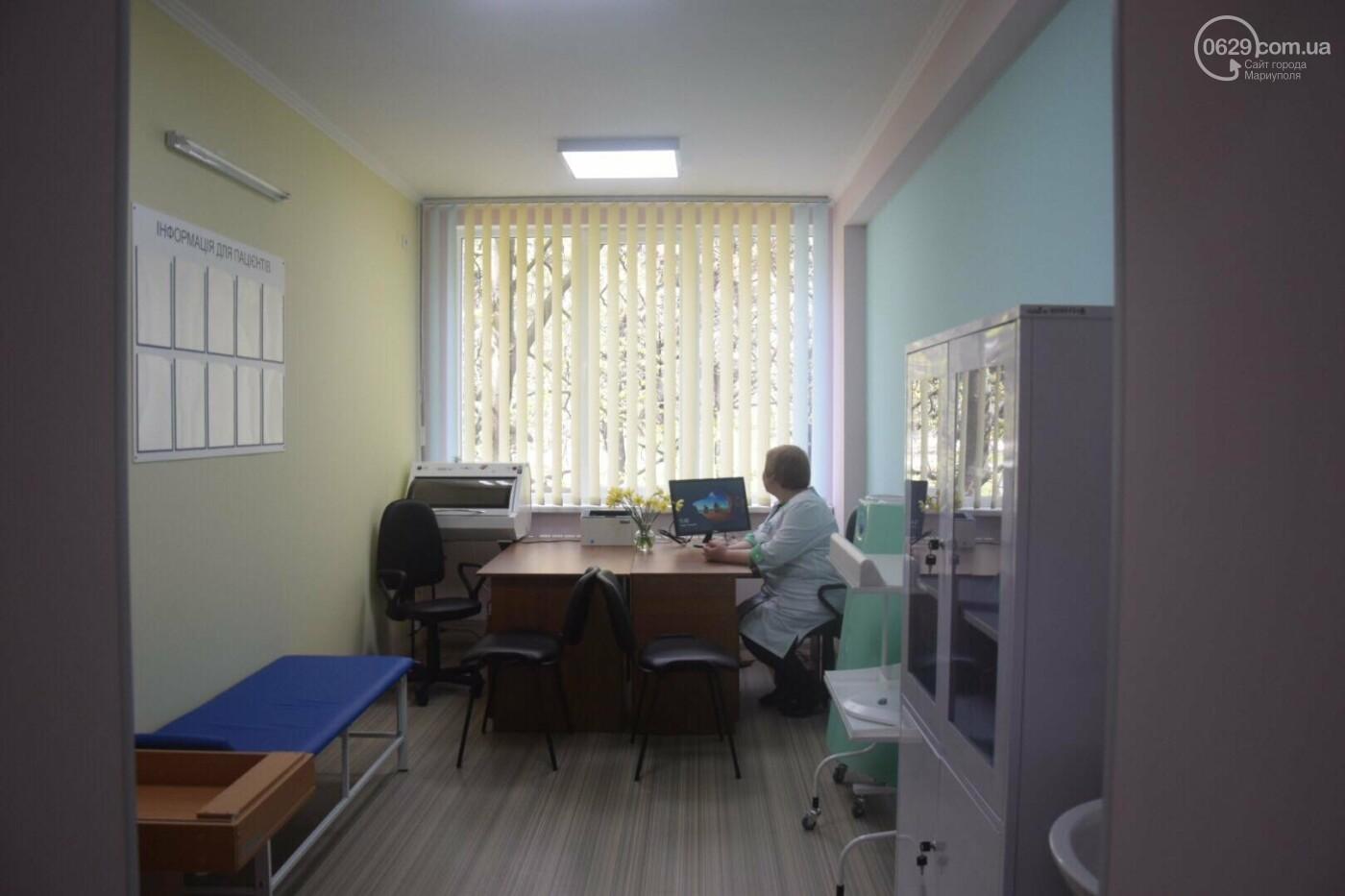 В Мариуполе Владимир Гройсман открыл детскую поликлинику и познакомился с Сережей, - ФОТОРЕПОРТАЖ, ВИДЕО, фото-22
