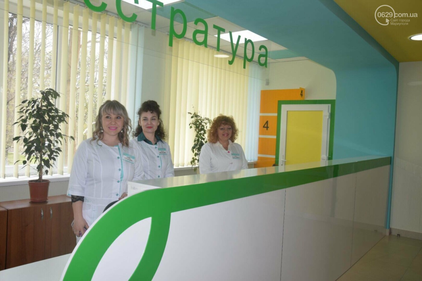 В Мариуполе Владимир Гройсман открыл детскую поликлинику и познакомился с Сережей, - ФОТОРЕПОРТАЖ, ВИДЕО, фото-6