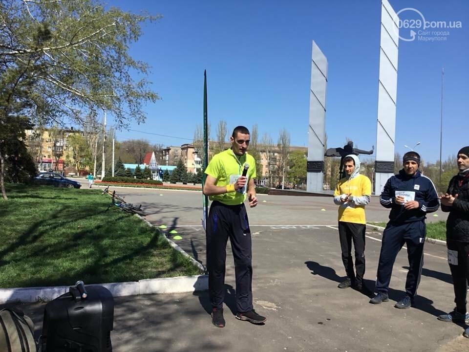 В Мариуполе устроили эстафету, чтобы спасти Богдана Фороста, - ФОТО, фото-4
