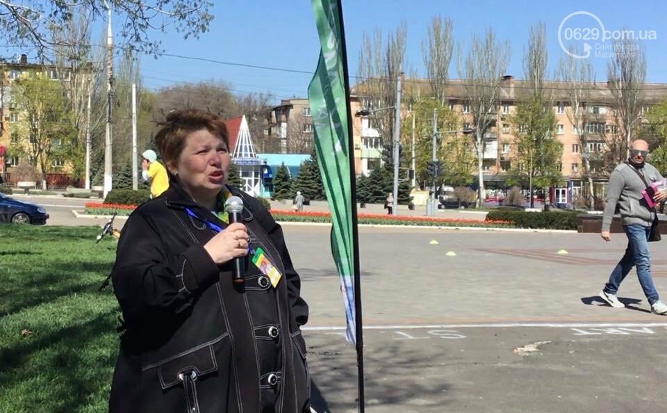 В Мариуполе устроили эстафету, чтобы спасти Богдана Фороста, - ФОТО, фото-6